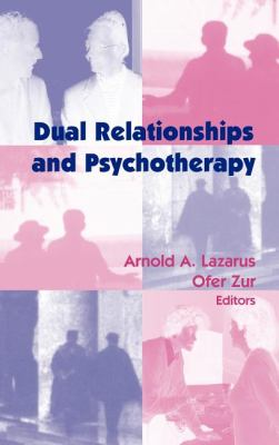 Dual Relationships and Psychotheraphy   2003 edition cover