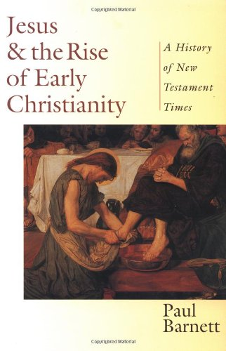 Jesus and the Rise of Early Christianity A History of New Testament Times  1999 edition cover