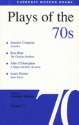 Plays of the 70s   2001 9780868195995 Front Cover