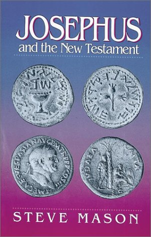 Josphus and the New Testament   1992 edition cover