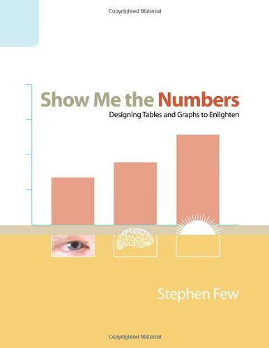 Show Me the Numbers Designing Tables and Graphs to Enlighten N/A 9780970601995 Front Cover