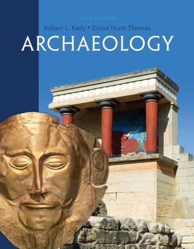 Archaeology  6th 2013 edition cover