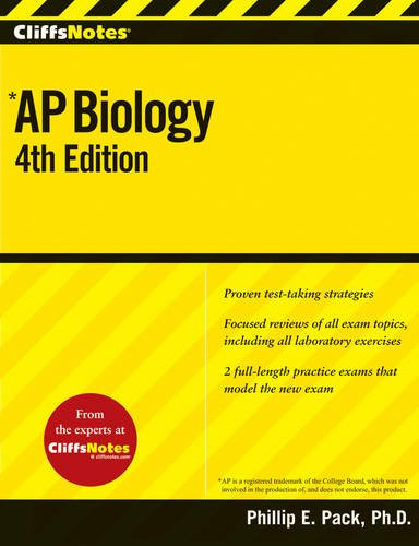 AP Biology  4th 2013 edition cover