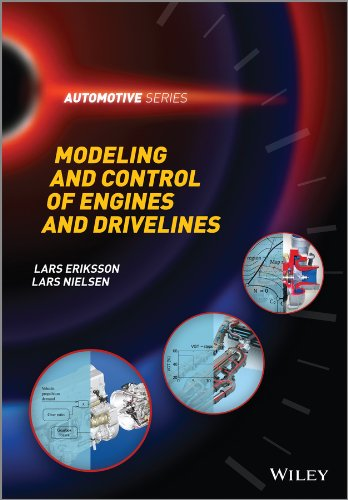 Modeling and Control of Engines and Drivelines   2013 9781118479995 Front Cover
