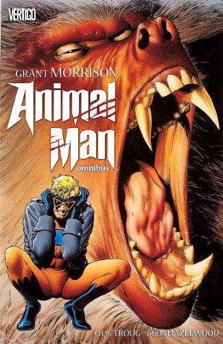 Animal Man Omnibus   2013 9781401238995 Front Cover
