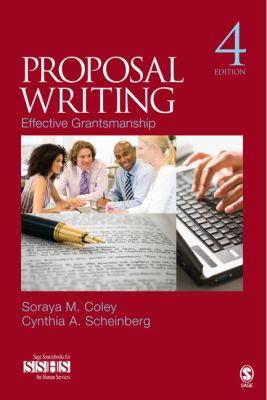 Proposal Writing Effective Grantsmanship 4th 2014 9781412988995 Front Cover