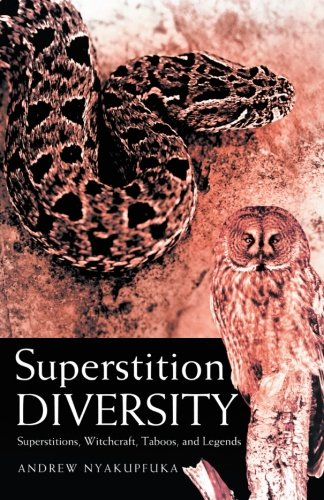 Superstition Diversity: Superstitions, Witchcraft, Taboos, and Legends  2012 edition cover