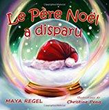 Pere Noel a Disparu  N/A 9781494241995 Front Cover