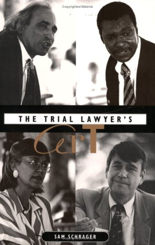 Trial Lawyer's Art   1999 edition cover