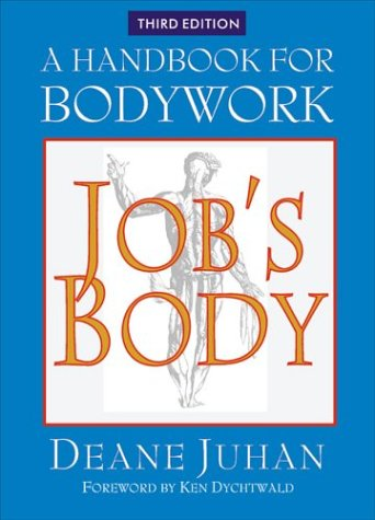 Job's Body A Handbook for Bodywork 3rd 2002 edition cover