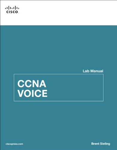 CCNA Voice Lab Manual   2013 edition cover