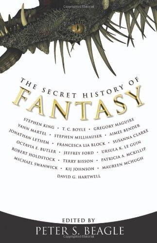 Secret History of Fantasy   2010 edition cover