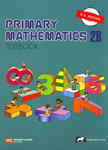 Primary Mathematics 2b-Textbook U. S. Edition  N/A edition cover