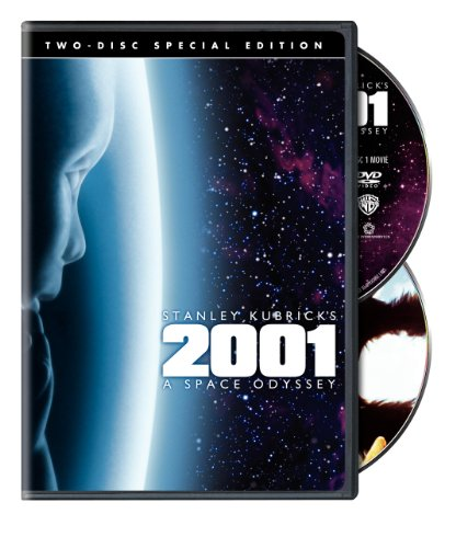 2001 - A Space Odyssey (Two-Disc Special Edition) System.Collections.Generic.List`1[System.String] artwork