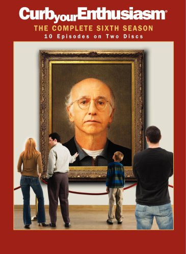 Curb Your Enthusiasm: Season 6 System.Collections.Generic.List`1[System.String] artwork