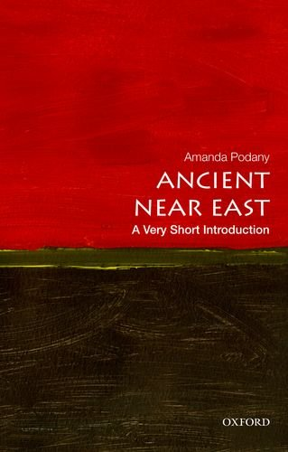 Ancient near East   2013 edition cover