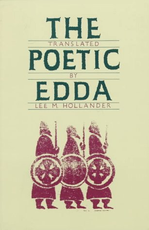Poetic Edda  2nd 1962 (Revised) edition cover