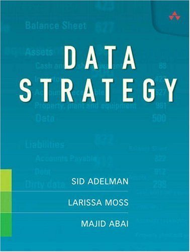 Data Strategy   2005 9780321240996 Front Cover