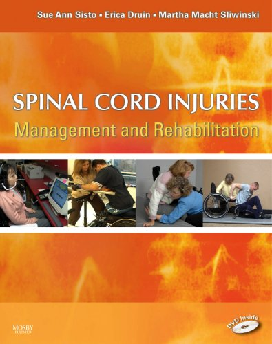 Spinal Cord Injuries Management and Rehabilitation  2009 edition cover