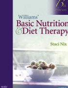 Williams' Basic Nutrition and Diet Therapy  13th 2009 edition cover