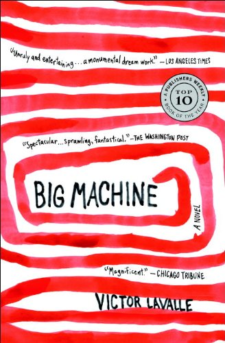Big Machine  N/A edition cover