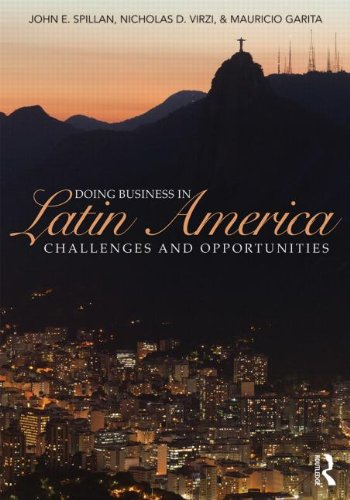 Doing Business in Latin America Challenges and Opportunities  2014 edition cover