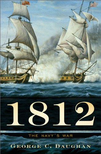 1812 The Navy's War N/A edition cover
