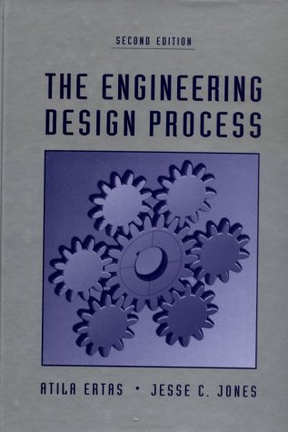 Engineering Design Process  2nd 1997 (Revised) edition cover