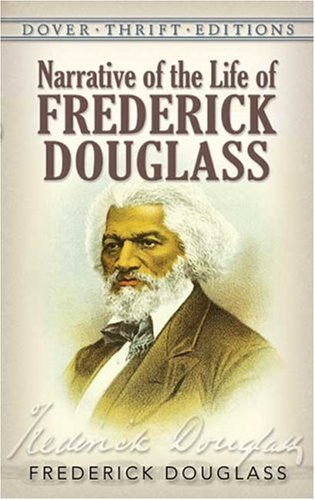Narrative of the Life of Frederick Douglas An American Slave  1995 edition cover