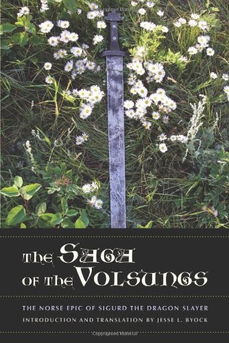 Saga of the Volsungs The Norse Epic of Sigurd the Dragon Slayer 3rd 2012 edition cover