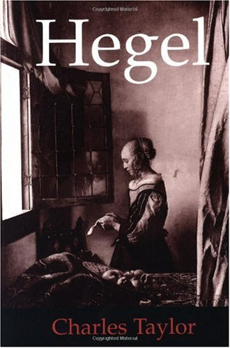 Hegel   1996 edition cover