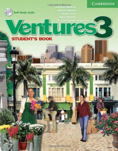 Ventures 3   2008 edition cover