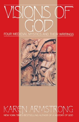 Visions of God Four Medieval Mystics and Their Writings N/A 9780553351996 Front Cover
