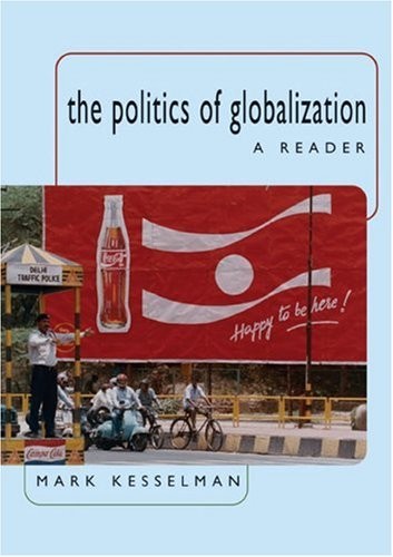 Politics of Globalization A Reader  2007 edition cover