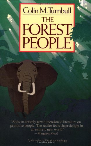 Forest People   1987 edition cover