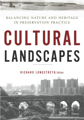 Cultural Landscapes Balancing Nature and Heritage in Preservation Practice  2008 9780816650996 Front Cover