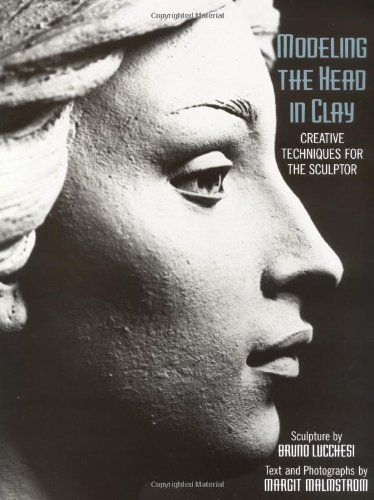 Modeling the Head in Clay   1996 edition cover