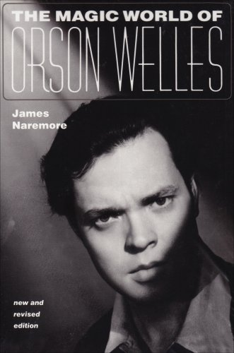 Magic World of Orson Welles  Reprint  9780870742996 Front Cover