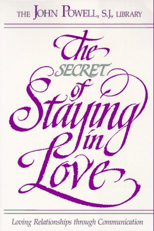 Secret of Staying in Love Reprint edition cover