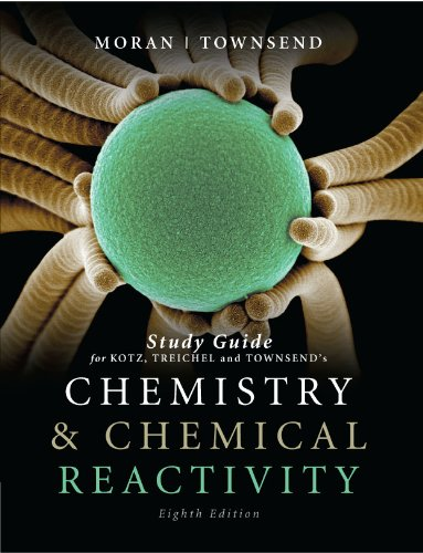 Chemistry and Chemical Reactivity  8th 2012 edition cover