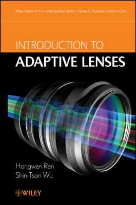 Introduction to Adaptive Lenses   2012 9781118018996 Front Cover