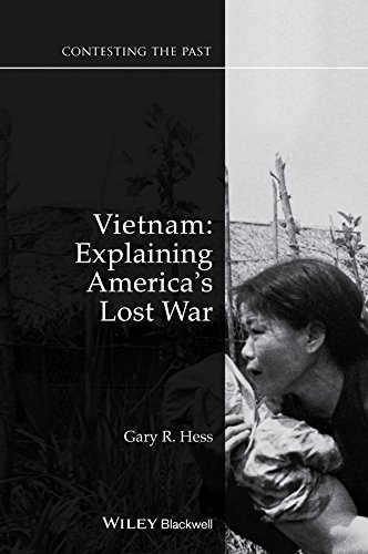 Vietnam Explaining America's Lost War 2nd 2015 9781118948996 Front Cover