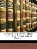 Aspects of Poetry Being Lectures Delivered at Oxford N/A edition cover