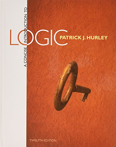 A Concise Introduction to Logic + Mindtap Philosophy, Enhanced, 1-term Access:   2015 edition cover