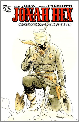 Jonah Hex - Counting Corpses   2010 9781401228996 Front Cover