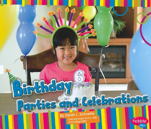 Birthday Parties and Celebrations   2010 edition cover
