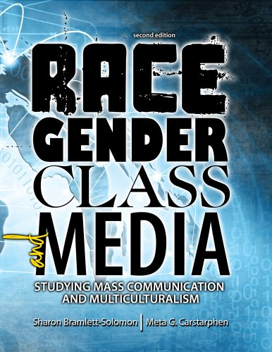 Race Gender Class and Media Studying Mass Communication and Multiculturalism 2nd (Revised) edition cover