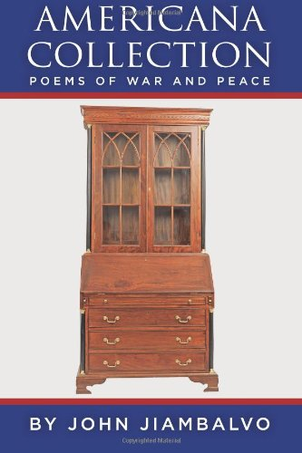 Americana Collection Poems of War and Peace N/A edition cover