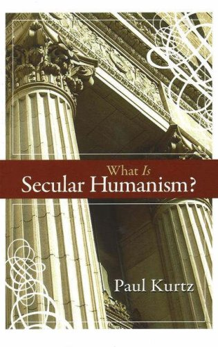 What Is Secular Humanism?   2007 edition cover