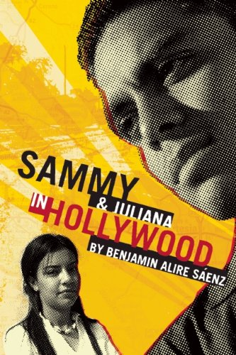 Sammy and Juliana in Hollywood   2011 edition cover